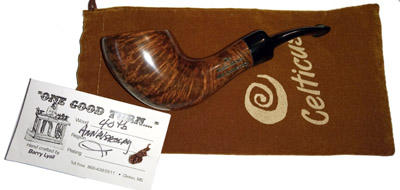 The Gatlinburlier Pipe, Pipe Tobacco, Cigar and Chewing